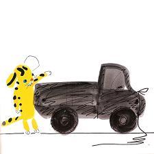 「とらたとトラック」その1
