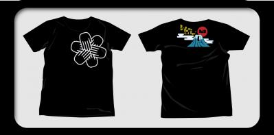 妄想Tour Tシャツその1