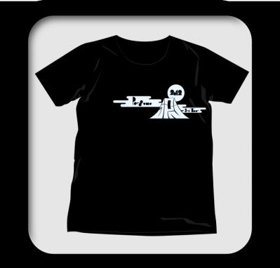 妄想Tour Tシャツその2