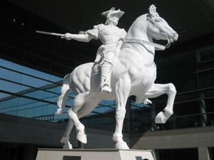 幻のスフォルツァ騎馬像blog01