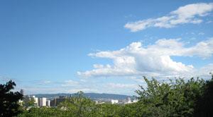 島本町雲blog01