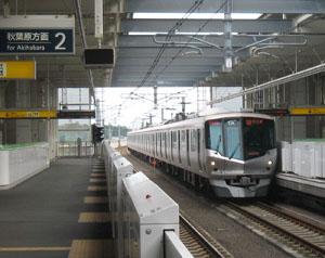 2010.8.13柏の葉キャンパス駅blog01