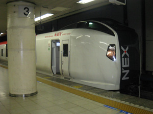 成田エキスプレスblog01