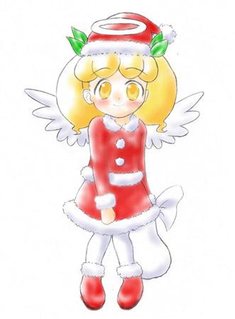 クリスマスぽえ
