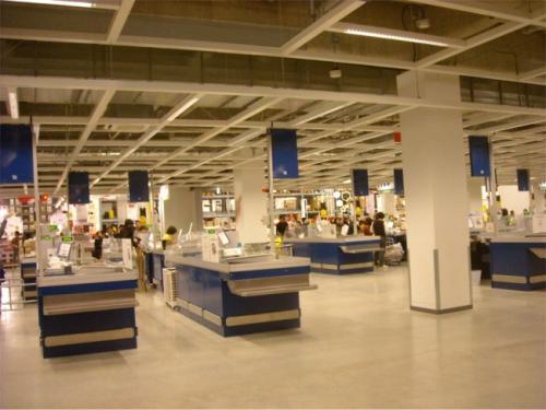IKEAレジ