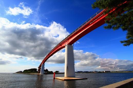 110703赤い橋1