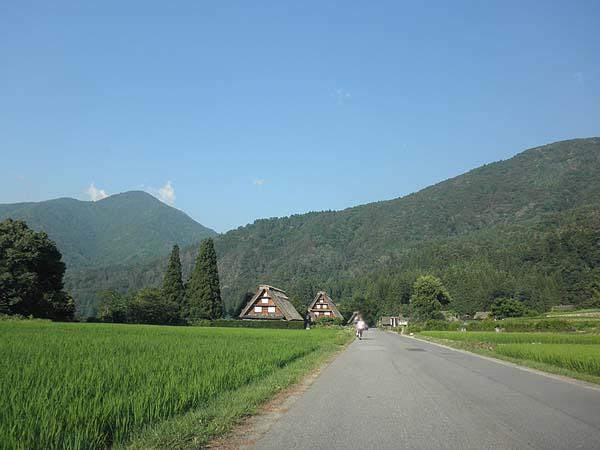 20110717白川郷①