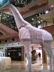 「LIFE SIZE ZOO―等身大の動物園」イムズ地下2階(福岡市)