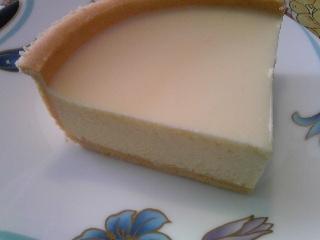 「レアチーズケーキ」モロゾフ(神戸)