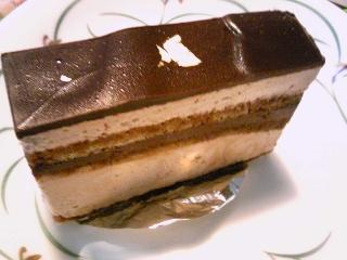 「チョコケーキ」ピアフ(福岡市)