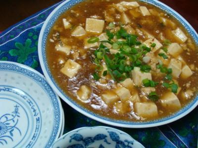 マーボ-豆腐