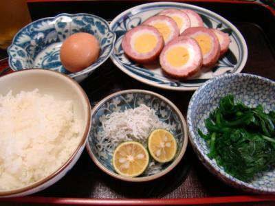 卵かけごはん♪