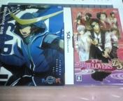 DVDとゲーム2