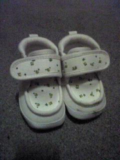 初めての靴