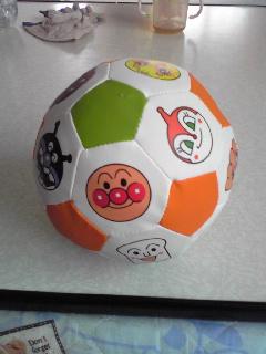 アンパンマンのボール