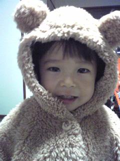 小熊ちゃん