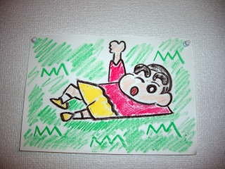クレヨンしんちゃん2