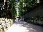 二荒山神社参道