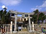 弥彦神社奥宮1