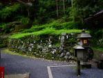 貴船神社舟形石