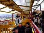 嵐山トロッコ3