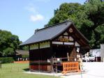上賀茂神社神馬舎1