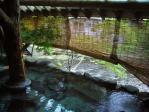 新滝の露天風呂