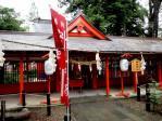 生島足島神社諏訪神社