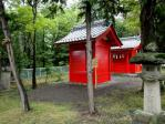 生島足島神社八幡社