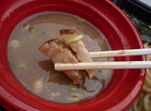 大つけ麺博 『無鉄砲つけ麺 無心』 豚骨つけ麺(チャーシュー)