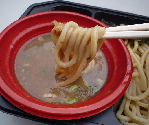 大つけ麺博 『無鉄砲つけ麺 無心』 豚骨つけ麺(つけ汁アップ)