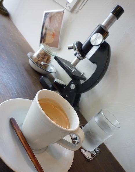 『理科室のオルガンカフェ』 博士コーヒー