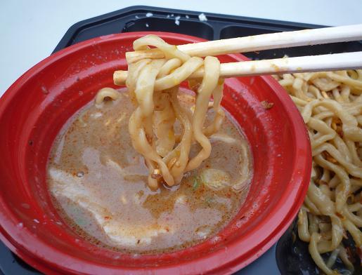 『ジャンクガレッジ@大つけ麺博』 麺リフト