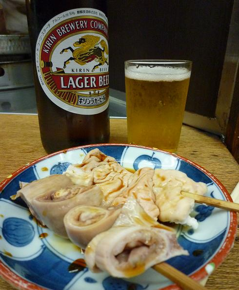 『宇ち多゙』 シンキとビール大