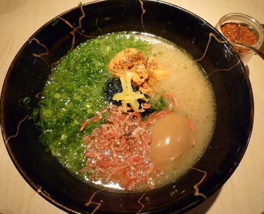 『麺喰屋 澤』 雲丹しおら~めん(980円・'09年11月限定)