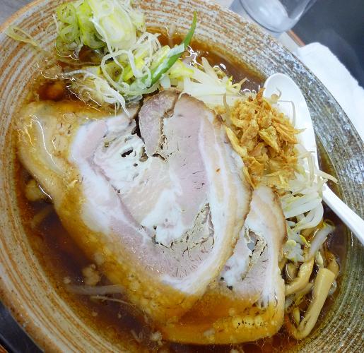 『覆麺』 覆麺(アップ)