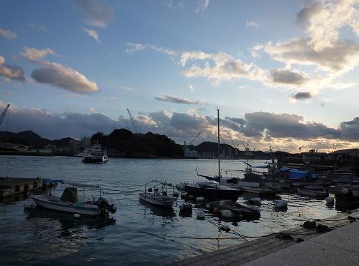 尾道の海(20091218)