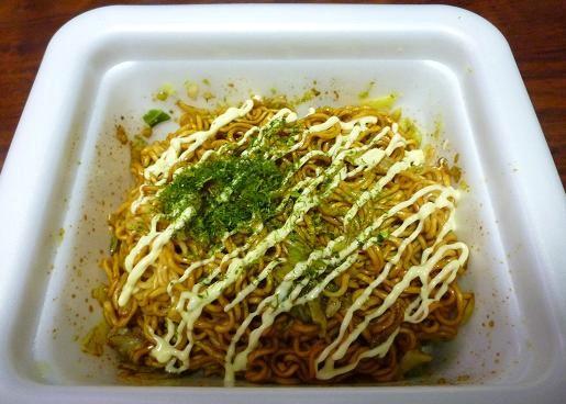 カップ麺食べ比べ12個(其の4)