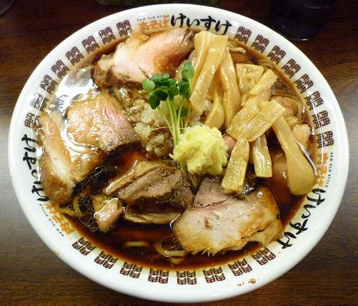 『NEW OLD STYLE 肉そば けいすけ』 肉そば(並)680円