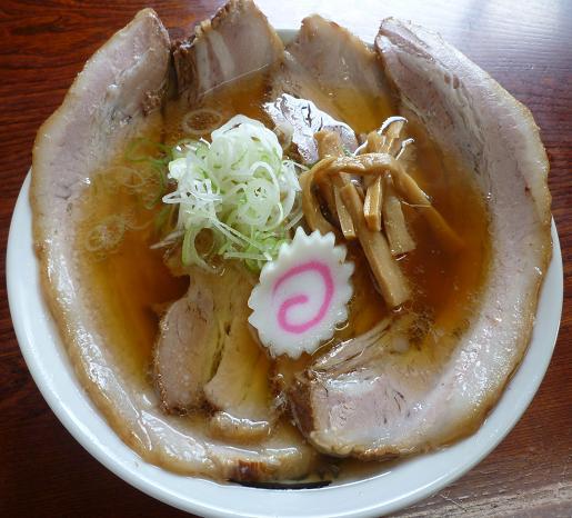 『はせ川』 チャーシュー(800円)