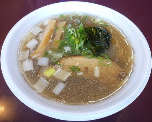 『凪』@ラーメンフェスタ IN NAKAYAMA 「特級煮干そば」900円