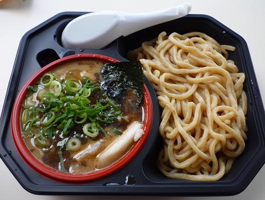 『つけめん三三七』@お台場 「濃厚鶏つけ麺」800円