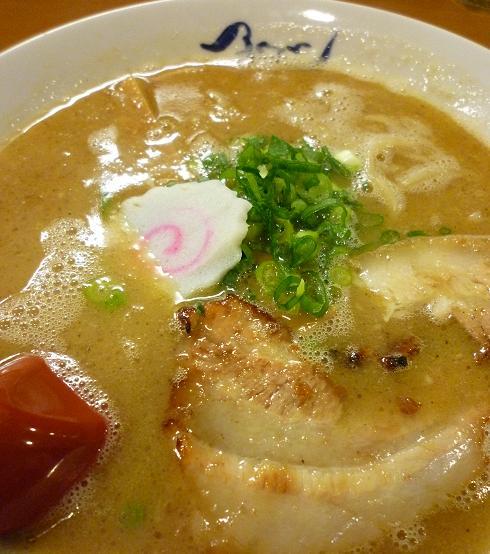 『麺や 紡』 熟成らー麺(アップ)