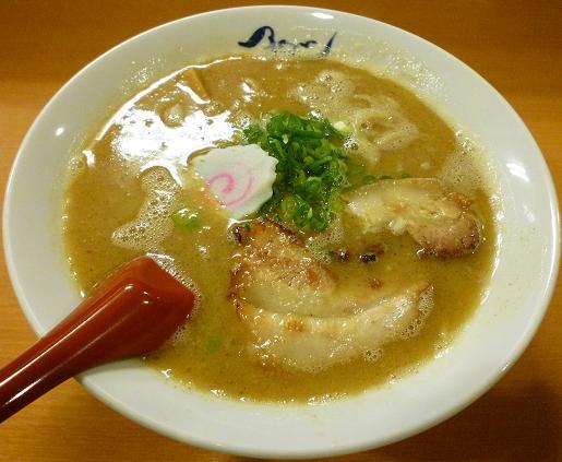 『麺や 紡』 熟成らー麺(550円)