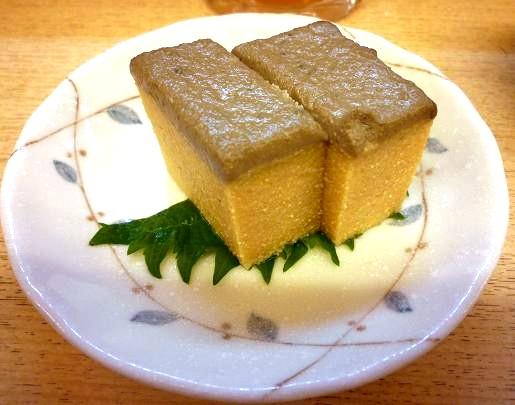 『正宗屋 相合橋』 カステラ(350円)