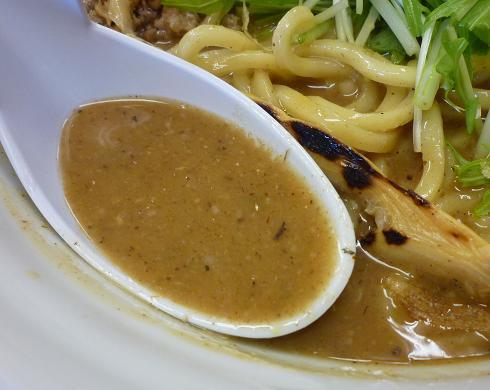 『太麺堂』 太煮干しラーメン(スープ)