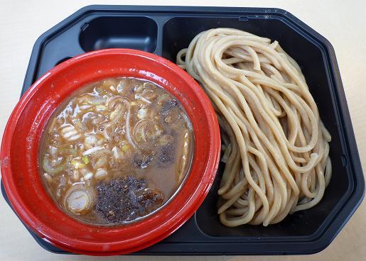 『中華そば とみ田』@大つけ麺博in六本木ヒルズ 「つけ麺」800円