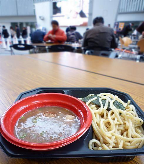 『無鉄砲 無心』@大つけ麺博in六本木ヒルズ 「つけ麺」と会場