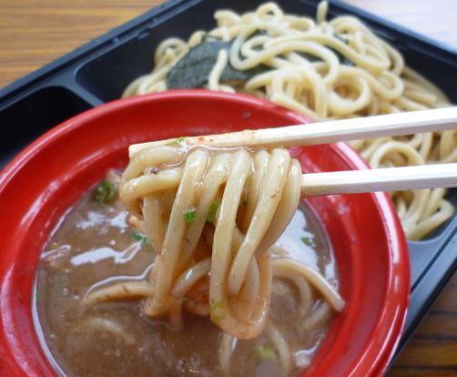 『無鉄砲 無心』@大つけ麺博in六本木ヒルズ 「つけ麺」麺リフト