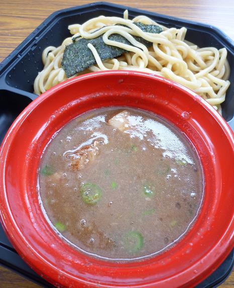 『無鉄砲 無心』@大つけ麺博in六本木ヒルズ 「つけ麺」800円